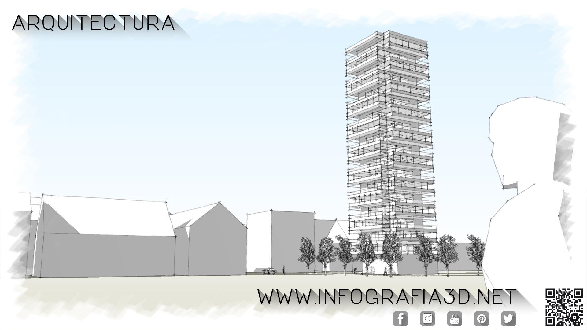 Arquitectura | Infografia3D