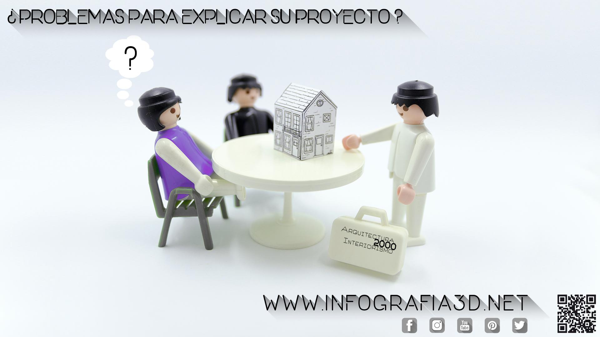 Arquitectura 2000 | Infografia3D