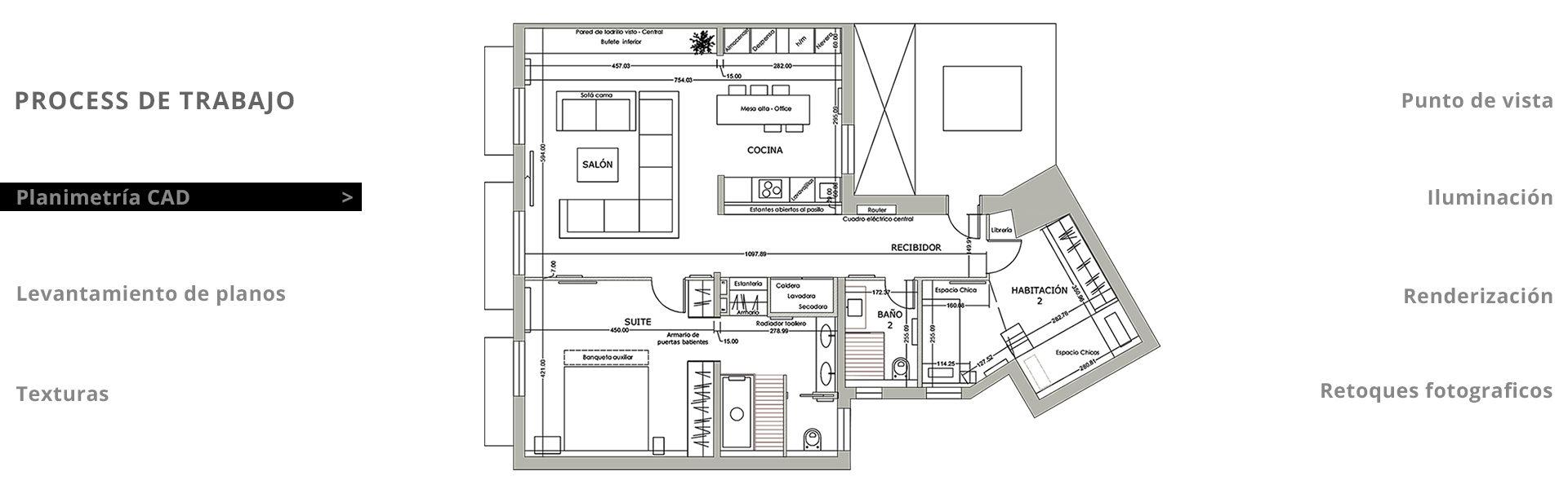 Planimetria CAD