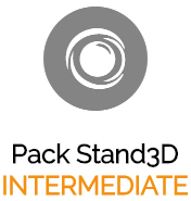 Pack Stand3D | Intermediate