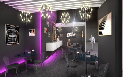 Stand | Design/3D para Lightsoundgroup