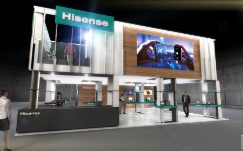Stand | 3D para Dicom Events