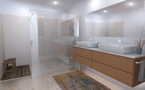 Interiorismo | 3D para ASM Design en Paris