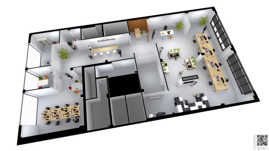 Interiorismo | 3D. Proyecto de interiorismo en colaboración con Marta Ametller Studio.