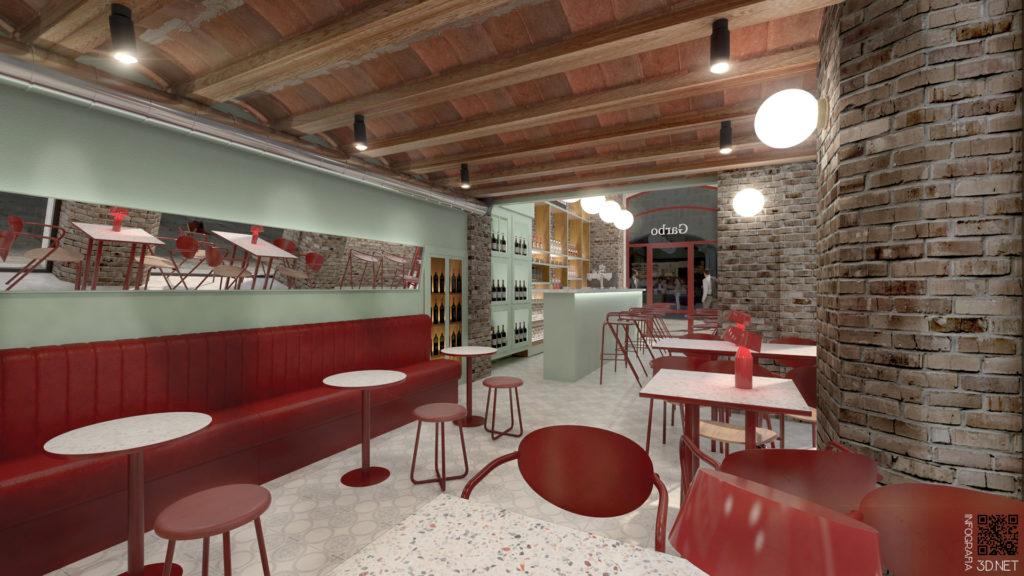Interiorismo | 3D