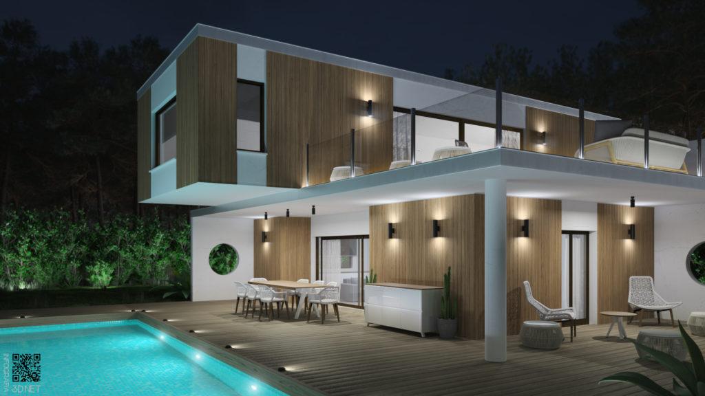 Arquitectura | 3D